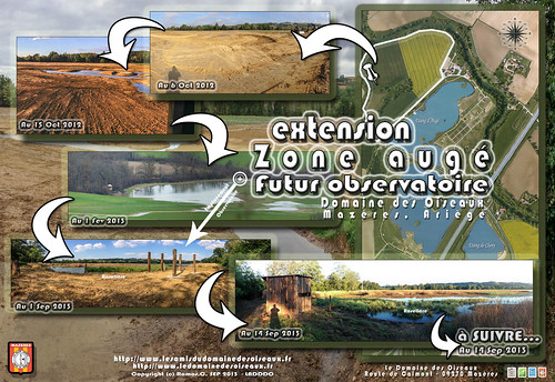 Futur Observatoire - Zone Augé 2013