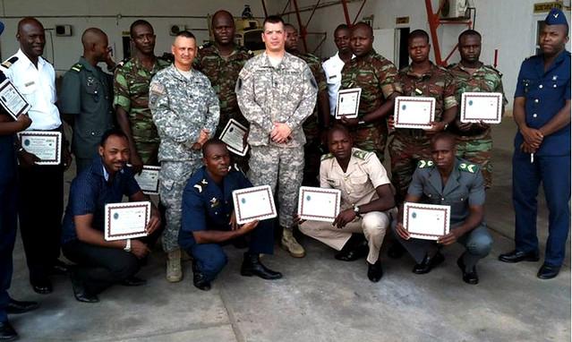 U.S. Army Africa sponsors African Deployment Partnership Training in Benin/&gt;&lt;/a&gt;&lt;/td&gt;&lt;br /&gt;<br />                           &lt;td width=