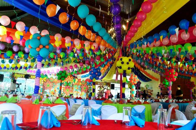 Lucia S Pista Sa Nayon Themed Party 1st Birthday Party