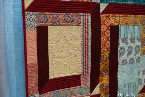 Reject Quilt by Tula Pink and Angela Walters