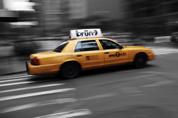 Taxi de NY