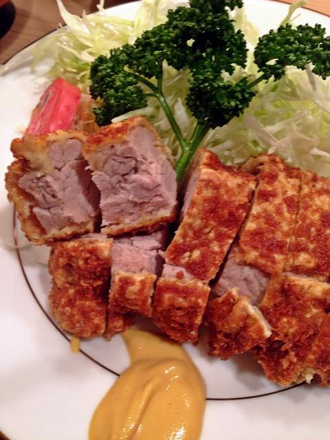 Tonkatsu Komagome