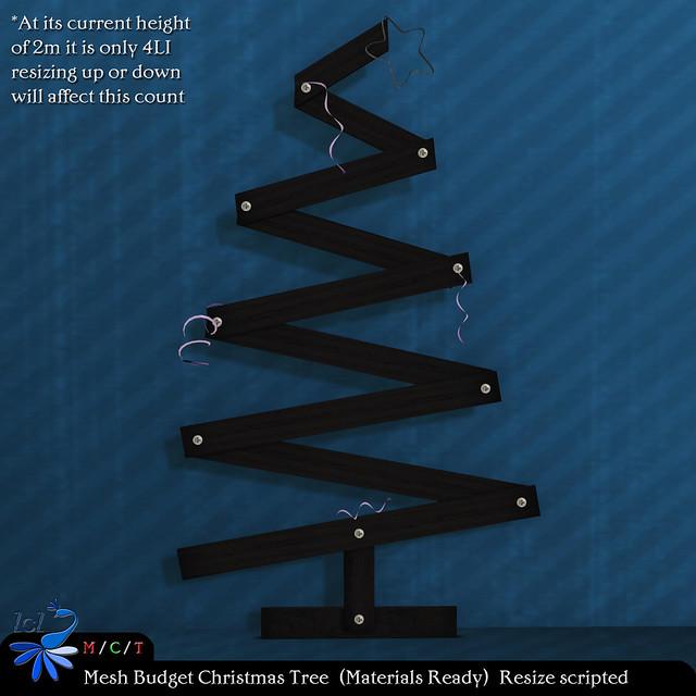 ZcZ Budget Christmas Tree