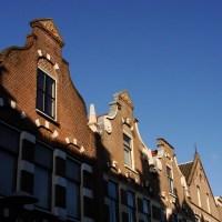 Blue Skies and Buildings in Utrecht