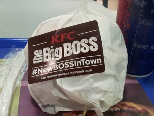 KFC The BIg Boss 2
