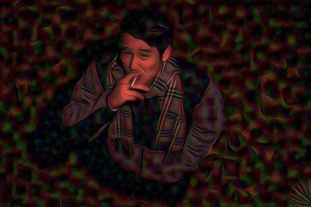 Director Nam Smoking: Morphed