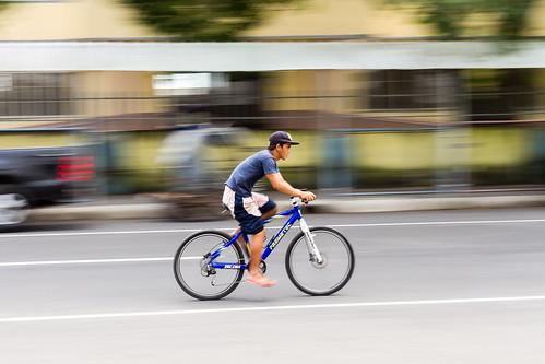 Simple Life - Biking thru the Highway