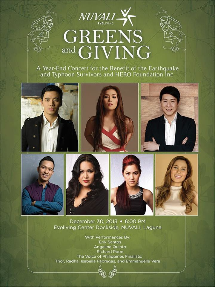 Nuvali Green and Giving