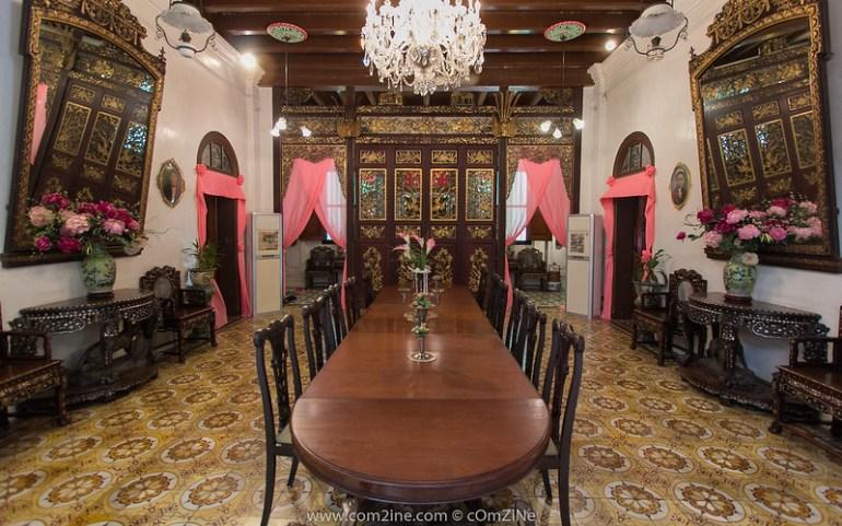 Lost in Penang - Peranakan Mansion