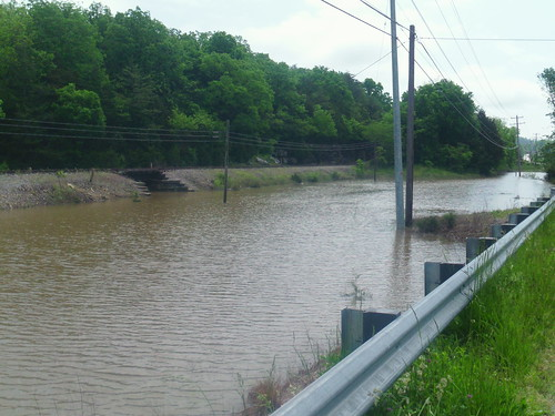 flooding in crab orchard TN