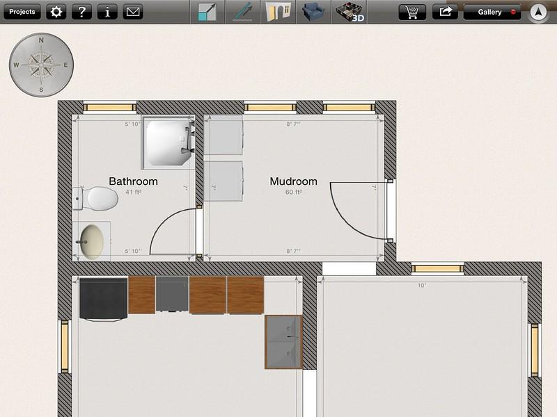 addition layout