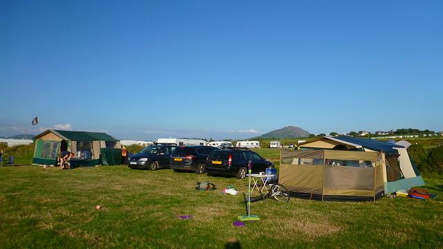 Towyn Farm Campsite, Carn Fadryn