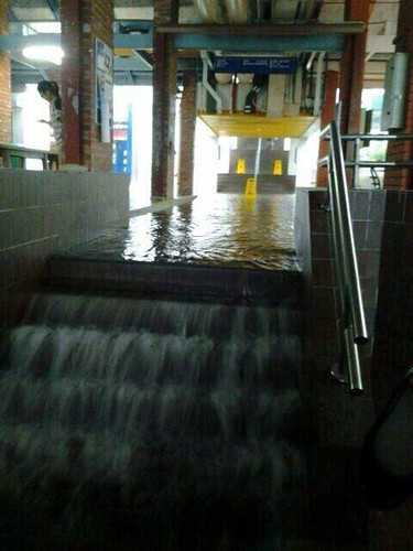 Flood at Science 05 Sep 2013 source unknown