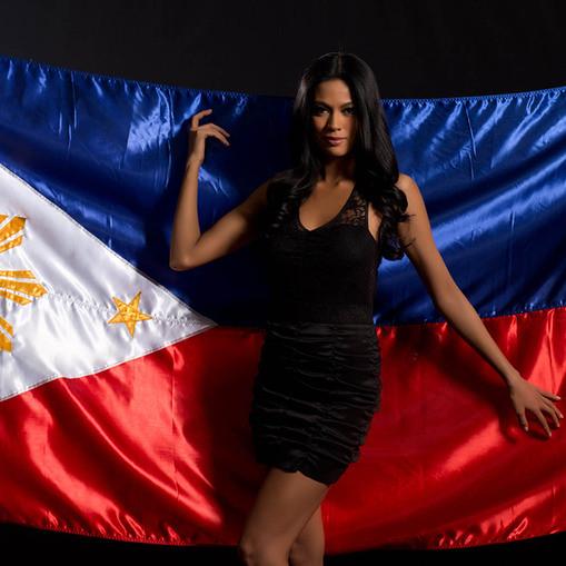 Ariella - Miss Universe 2013