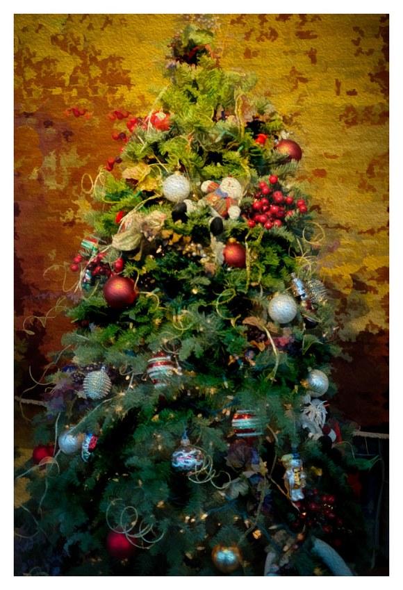 Christmas Tree - Menlo Park - 2013