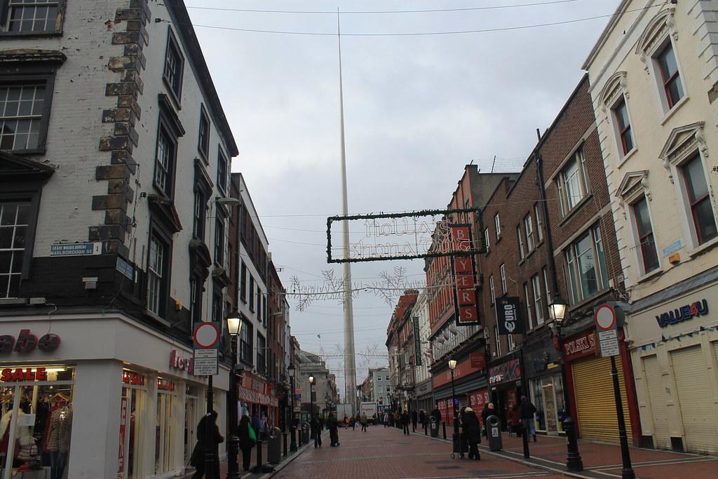 Qué ver en Dublín: The Spire