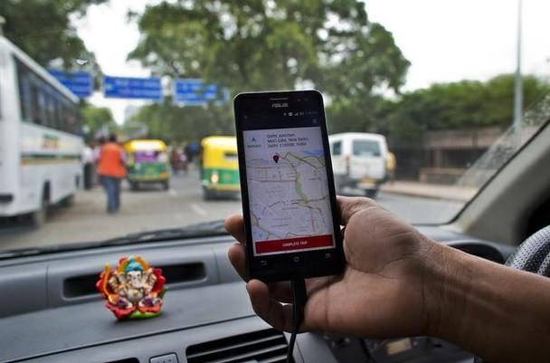 Invertirá Uber mil mdp en India