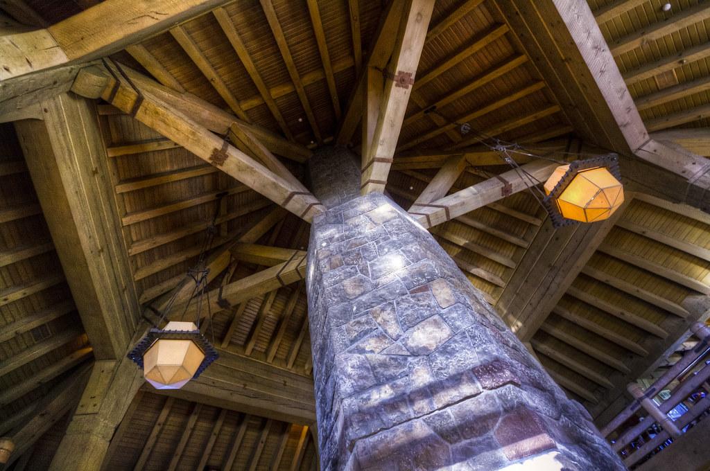 Central Chimney