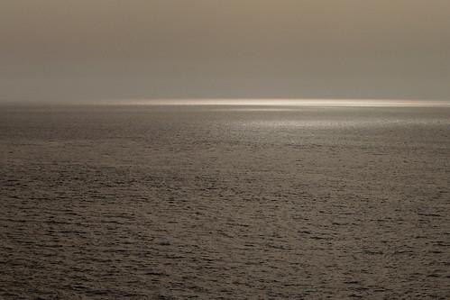 Monochromatic Sunset by Nicki Ki