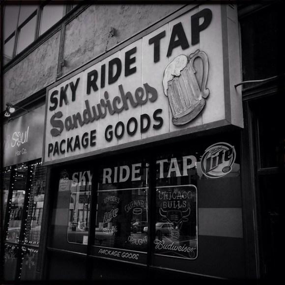 Sky Ride Tap