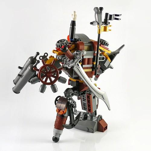 LEGO The Movie 70807 MetalBeard's Duel 20