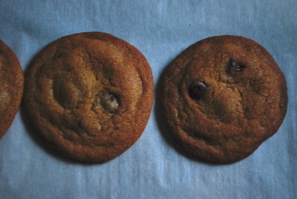 The Perfect Chocolate Chip Cookie, from Cook's Illustrated/ America's Test Kitchen