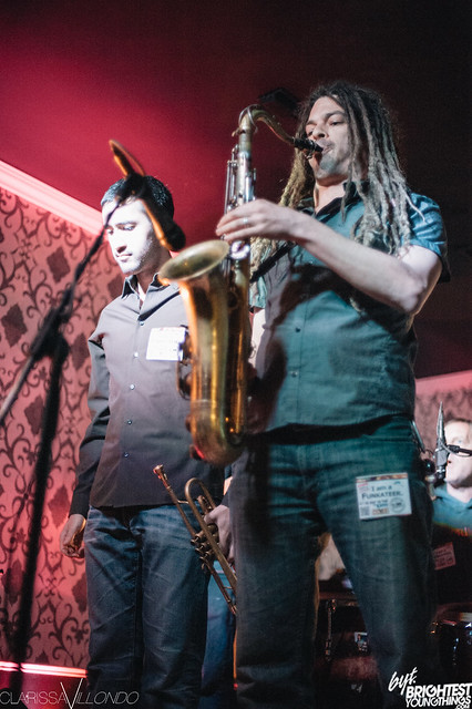 Funk Parade Launch