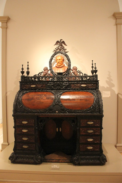 Desk, ca. 1838, San Antonio Museum of Art