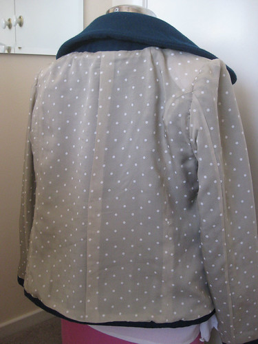 Colette Patterns Anise Jacket