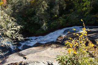 Lower Falls of Triple Falls