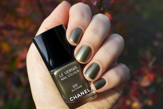 05 Chanel Alchimie swatches