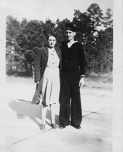 Madge and Wilton Jones