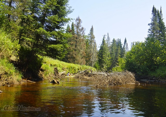 kayaking 0000 Sacandaga River, Adirondack, NY, USA