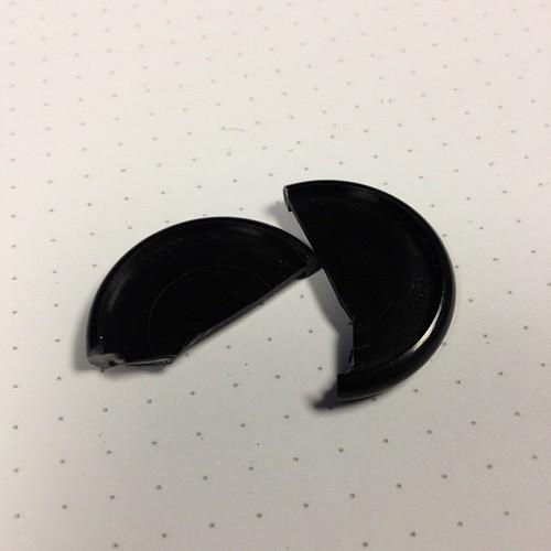 A @Levenger Circa disk broke. #officesupplies