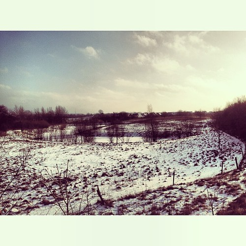 A beautiful sight #beauty #nature #snow by Madeleine Winnett