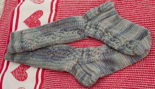 Winter Is Here Socks