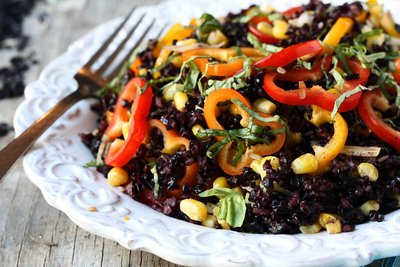 Black Rice Salad 3