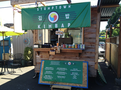 Stumptown Kimbap