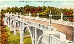 1921 Viaduct postcard