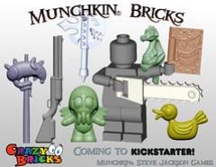 Munchkin Bricks