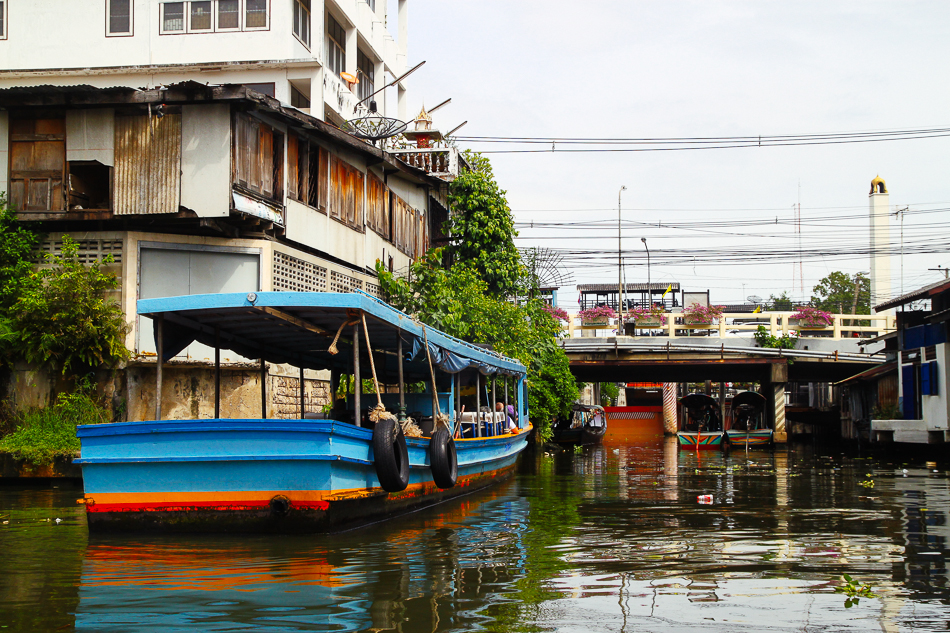 Khlongs of Bangkok