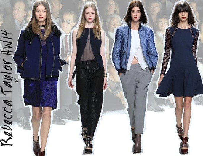 rebecca taylor aw14