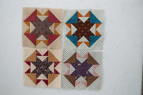 March Four Star General Blocks