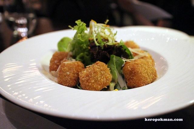 Magic of Mangalica Pork @ Clifford, The Fullerton Bay Hotel, Singapore