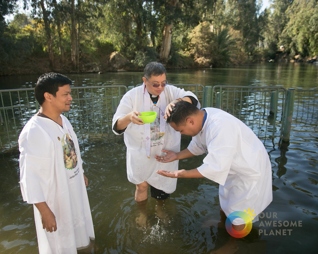 Day 3- Renewal of Baptism Vows at Jordan River - Our Awesome Planet-104.jpg