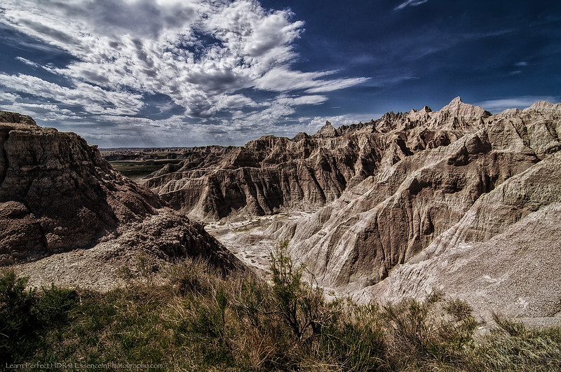 A Kodak Moment at Badlands National Park