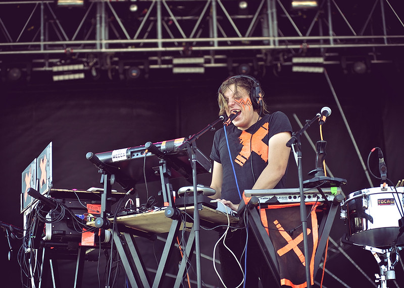 Robert Delong @ LouFest