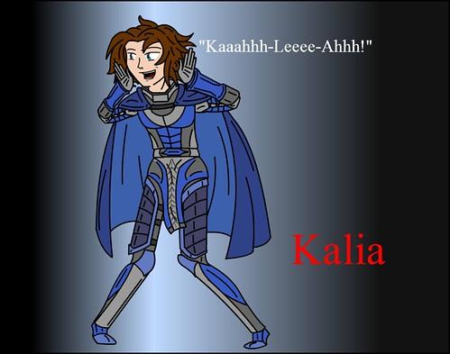Kalia Enhanced
