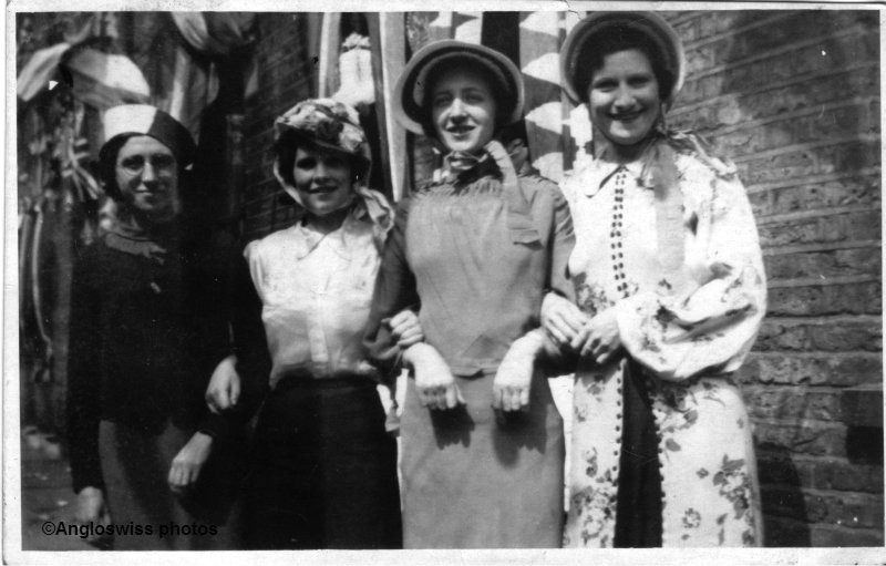 Street Party WWII
