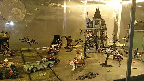 Wroclaw 2014 Wystawa klockow LEGO Klockomania 16-3